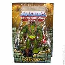 He-man - Masters Of The Universe Classics Kobra Khan!