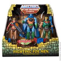 Fighting Foe Men 3 Pack-motuc-caixa Branca E Lacrado!!!