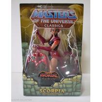 He-man, Master Of The Universe Classics *scorpia*