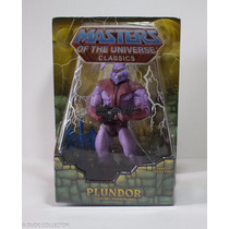 He-man, Master Of The Universe Classics *plundor*