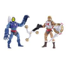 He Man Flying He Man - Terror Claws Skeletor - Motu Mattel