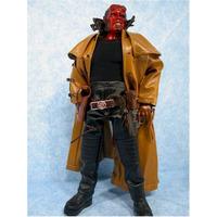Hellboy - Escala 1/6 - Sideshow Collectible - Edição 2004