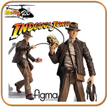 Figma Indiana Jones 209 Max Factory - Pronta Entrega
