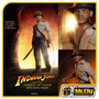 Sideshow Indiana Jones Temple Of Doom Sixth Scale 1/6