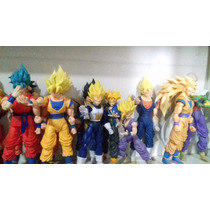 Colecao Historica Sh Figuarts,11 Bonecos Dragon Ball Z