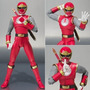 Power Rangers S.h.figuarts Hurricanered (bandai)