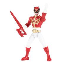 Boneco Power Rangers Megaforce Vermelho Original Bandai