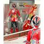 S.h.figuarts Power Rangers Shinken Red Kaoru Shiba - Bandai