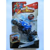 C714 - Power Rangers Samurai - Moto Espada Água