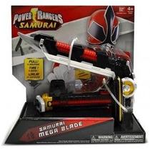 Power Ranger Samurai Espada Eletrônica 60 Cm Com Som - Sunny