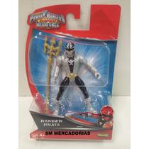 Power Rangers Super Megaforce Ranger Prata Sunny