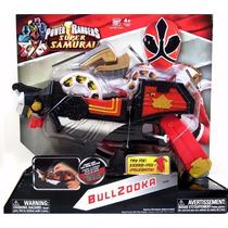 Bullzooka Power Rangers Super Samurai Original Bandai