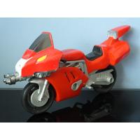 Power Rangers Wild Force Red Rider Bandai Moto