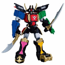 Power Rangers Super Megaforce Figura Megazord Lendario