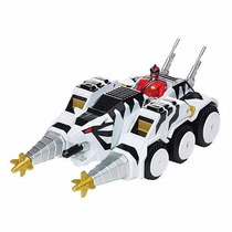 Power Rangers - Tiger Tank C/ Samurai Ranger - Sunny