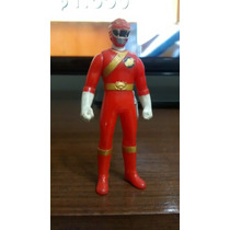 Gaoranger Gao Red Power Rangers Força Animal Boneco Sentai
