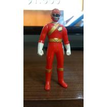 Gaoranger Gao Red Power Rangers Força Animal Boneco Sentai
