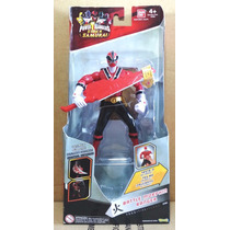 Tk0 Toy Power Rangers Samurai Battle Morphin Ranger Fire