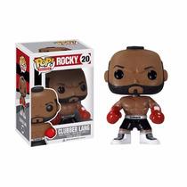 Rocky Balboa Clubber Lang Funko Pop