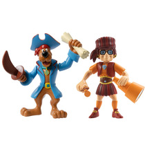 Scooby Doo Piratas -original Com Os 5 Personagens