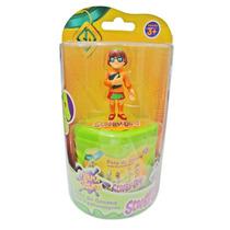 Brinquedo Bonecos Da Turma Do Scooby-doo + Pote Com Gosma