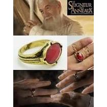 Um Dos Três Anéis Élficos, Narya Do Mago Gandalf
