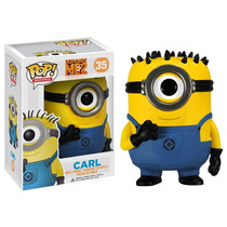 Funko Pop - Meu Malvado Favorito 2 - Carl Minion