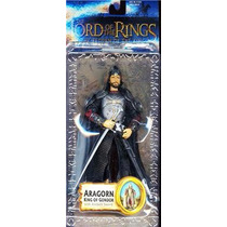 Toy Biz Lord Of The Rings Aragorn King Of Gondor