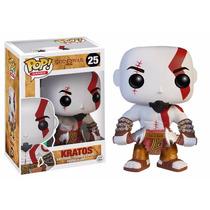 Funko Pop Kratos God Of War Boneco Kratos Envio Imediato