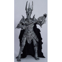 Lord Of The Rings - Senhor Aneis - Sauron - Toy Biz Som/luz