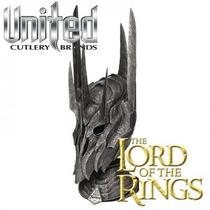 United Cutlery Helm Of Sauron 1:1 O Senhor Dos Anéis