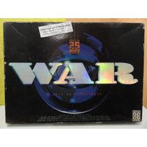 Jogo War Edição Especial 25 Anos O Melhor Jogo De Estrategia