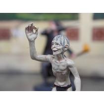 Miniatura Gollum Especial Senhor Dos Anéis - Eaglemoss