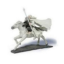 Senhor Dos Anéis - Pippin Com Gandalf No Cavalo Shadowfax
