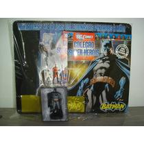 Batman Dc Comics Eaglemoss Número 1