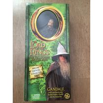 Boneco Senhor Dos Aneis - Gandalf (toy Biz)