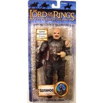 Gothmog Orc Commander - Senhor Dos Anéis Lord Rings Toy Biz