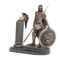 Guerreiro Hoplita - Miniatura - Soldado Grego Chumbo