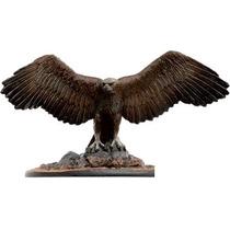 Miniatura Gwaihir Aguia Montanha Senhor Anéis 38 Eaglemoss