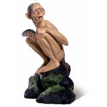Estátua Gollum Da Weta