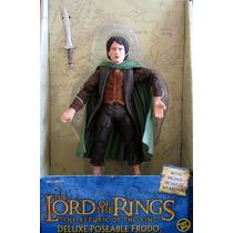 Senhor Aneis - Lord Of Rings - Frodo Deluxe 20 Cm - Toy Biz