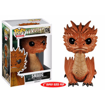 Boneco Funko Pop Movies O Hobbit - Smaug