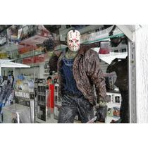 Jason Sexta Feira 13 Boneco - Escultura Jason