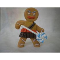 Boneco Coleção Shrek - Biscoito Mcd