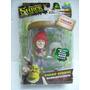 Brinquedo Antigo Playmates Swamp Da Serie Shrek 00/10