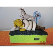 Shrek 2 - Relogio Digital - Fala Frases - Unico - Dreamworks