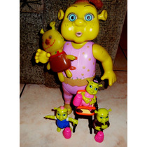 Boneco Sherek Felicia Lote