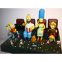 Set Simpsons Movie Familia Completa Lacrado
