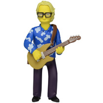 Mike Mills (r.e.m) - The Simpsons - Neca Toys
