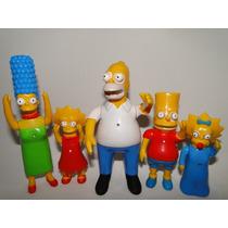 Novos !!!!! Mexe Braço Cabeça Perna Tem Luz Led Simpsons